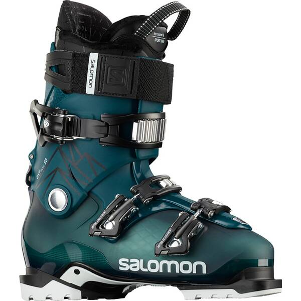SALOMON ALP. BOOTS QST Access 90 Blue/BLACK/Wh