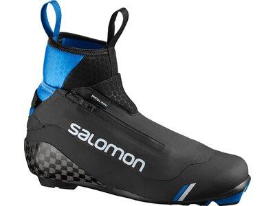 SALOMON Herren Langlauf-Skischuhe S/RACE CLASSIC PROLINK Schwarz