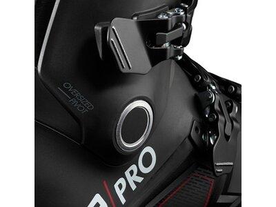 SALOMON ALP. BOOTS S/PRO 80 BLACK/Belluga/Red Schwarz