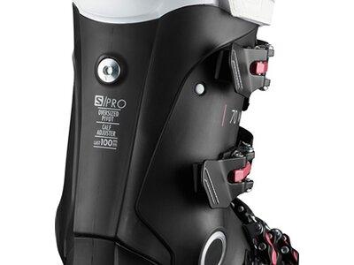 SALOMON ALP. BOOTS S/PRO 70 W BLACK/Pink/Wh Schwarz