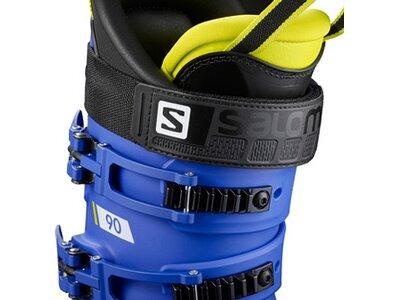 SALOMON Kinder Skischuhe S/RACE 90 Blau