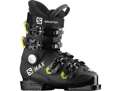 SALOMON Kinder Skischuhe S/Max 60T L Schwarz