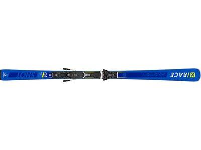 SALOMON Ski E S/RACE SHOT GS + Z12 GW Weiß