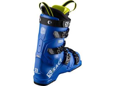 SALOMON ALP. BOOTS S/RACE 65 RACE BLUE/Acid Gree Blau