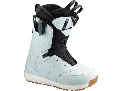 SALOMON Damen Snowboard-Schuhe IVY Sterling B/Sterling B Schwarz