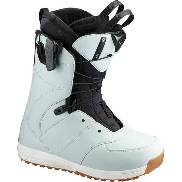 SALOMON Damen Snowboard-Schuhe IVY Sterling B/Sterling B