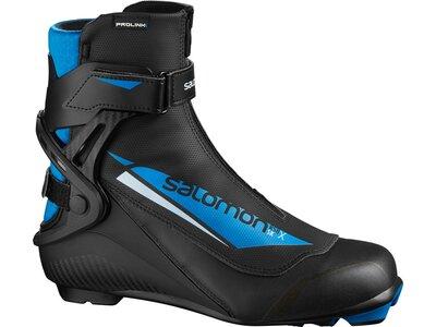 SALOMON Herren Skating-Langlaufschuhe RS8X PROLINK Schwarz
