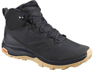 SALOMON Herren Schuhe OUTsnap CSWP Bk/Ebony Grau