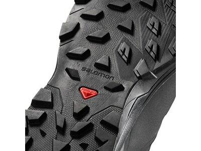 SALOMON Herren Schuhe OUTblast TS CSWP Bk/B Grau