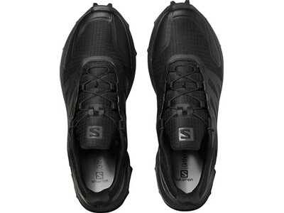 SALOMON Herren Schuhe SUPERCROSS Bk/Bk/Bk Grau