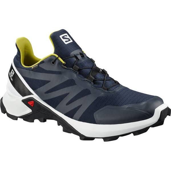 SALOMON Herren Schuhe SUPERCROSS GTX Navy B