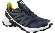 Vorschau: SALOMON Herren Schuhe SUPERCROSS GTX Navy B