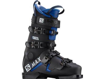 SALOMON ALPINE BOOTS S/MAX X100 IIC Schwarz