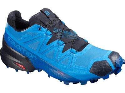 SALOMON Herren Trailrunningschuhe SPEEDCROSS 5 GTX Blau