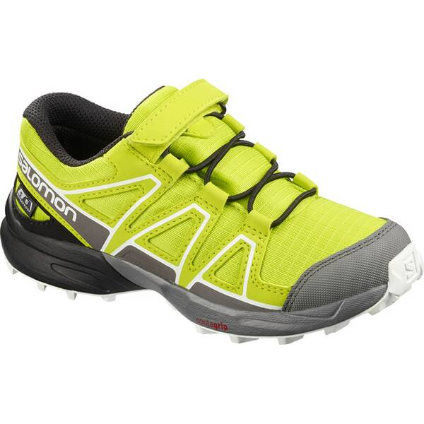 SALOMON Kinder Laufschuhe  SPEEDCROSS CSWP