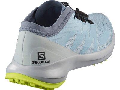 SALOMON Damen Trailrunningschuhe SENSE FLOW Blau
