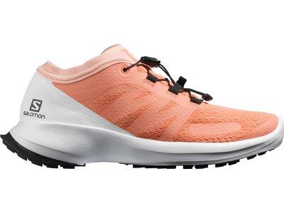 SALOMON Damen Trailrunningschuhe SENSE FLOW Orange