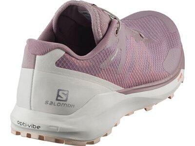 SALOMON Damen Trailruningschuhe SENSE RIDE 3 W Pink
