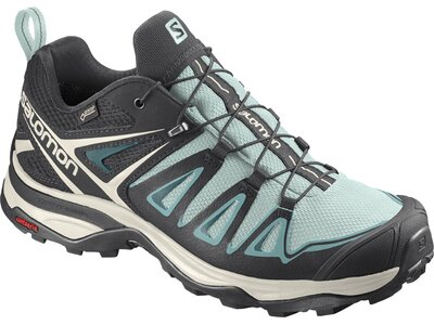 SALOMON Damen Hikingschuhe X ULTRA 3 GTX W Grau