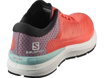 SALOMON Damen Trainingsschuhe SONIC 3 CONFIDENCE Rot