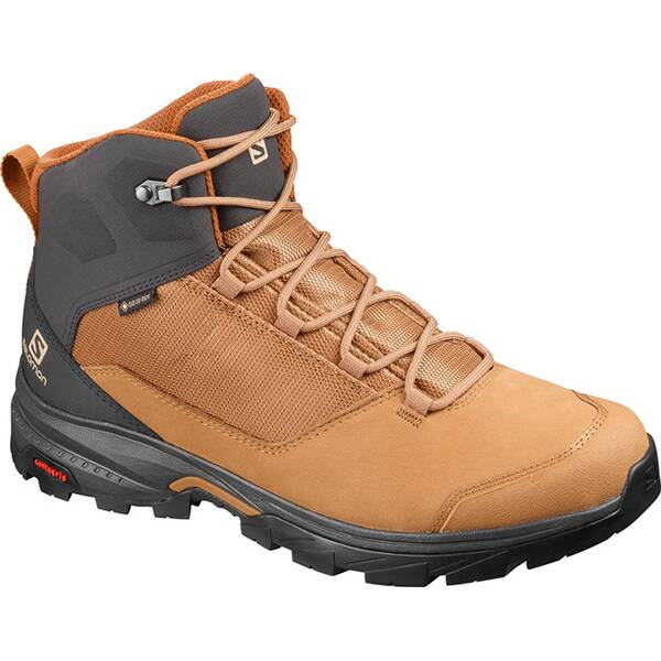 SALOMON Herren Multifunktionsstiefel  OUTward GTX Tobacco