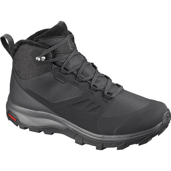 SALOMON Damen Outdoorschuhe (Mid) OUTsnap CSWP W