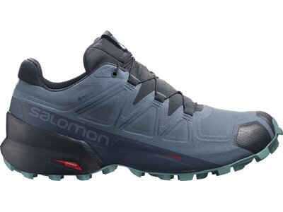 SALOMON Damen Trailrunningschuhe SPEEDCROSS 5 GTX Grau