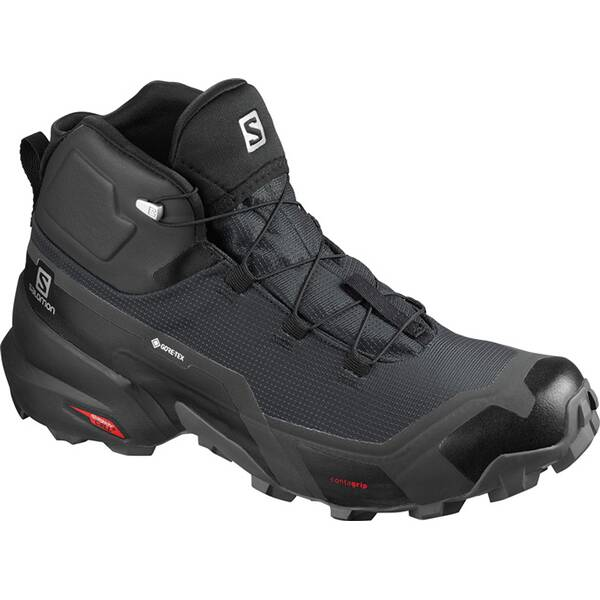 SALOMON Herren Outdoorschuhe (Mid) CROSS HIKE MID GTX