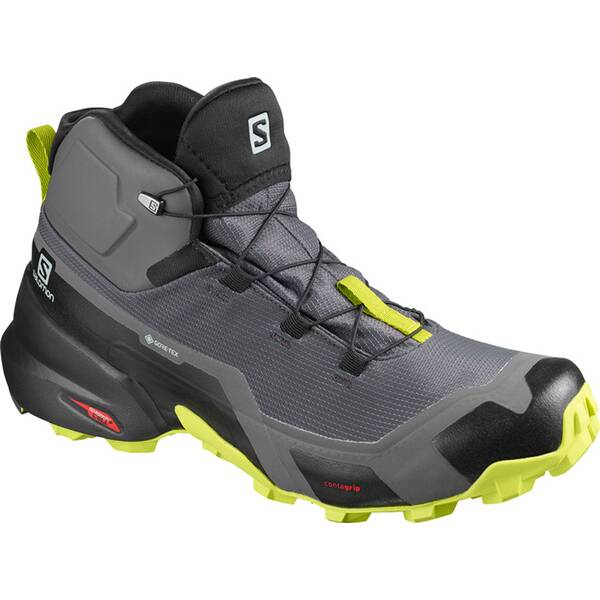 SALOMON Herren Multifunktionsstiefel  CROSS HIKE MID GTX