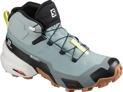 SALOMON Damen Trekkingstiefel CROSS HIKE MID GTX Blau