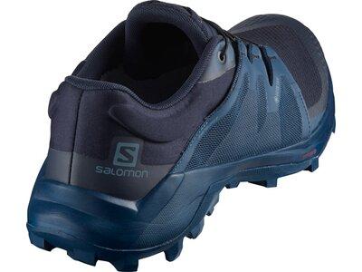 SALOMON Herren Trailrunningschuhe WILDCROSS GTX Blau