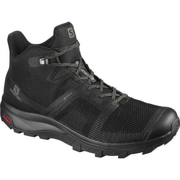 SALOMON Herren Multifunktionsstiefel OUTLINE PRISM MID GTX
