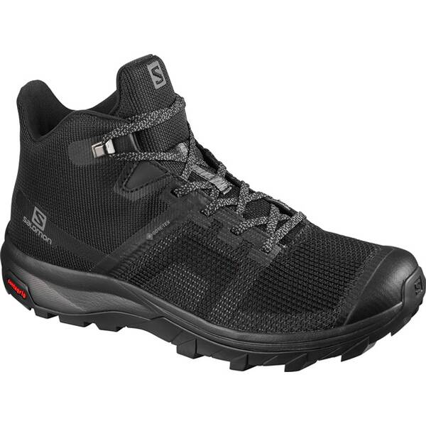 SALOMON Damen Trekkingstiefel OUTLINE PRISM MID GTX
