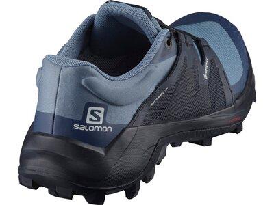 SALOMON Damen Trailrunningschuhe WILDCROSS GTX Blau
