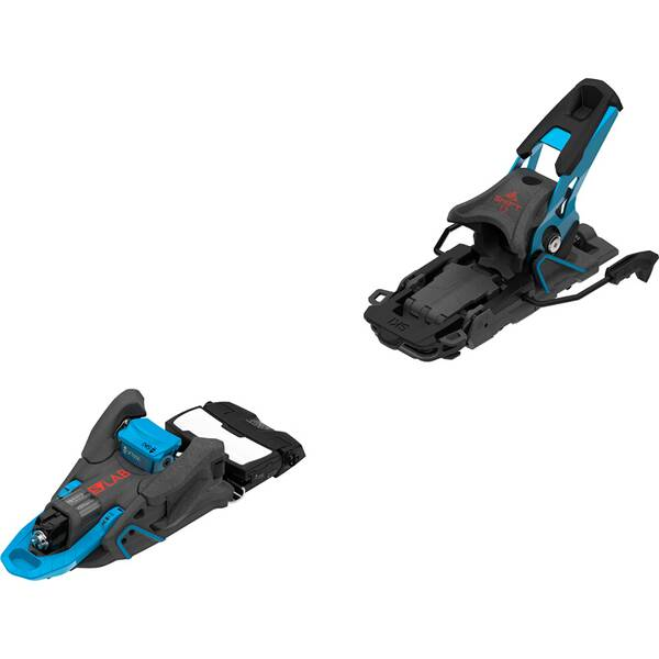 SALOMON Ski Alpin Bindung BINDINGS N S/LAB SHIFT MNC 13 Black/Blue