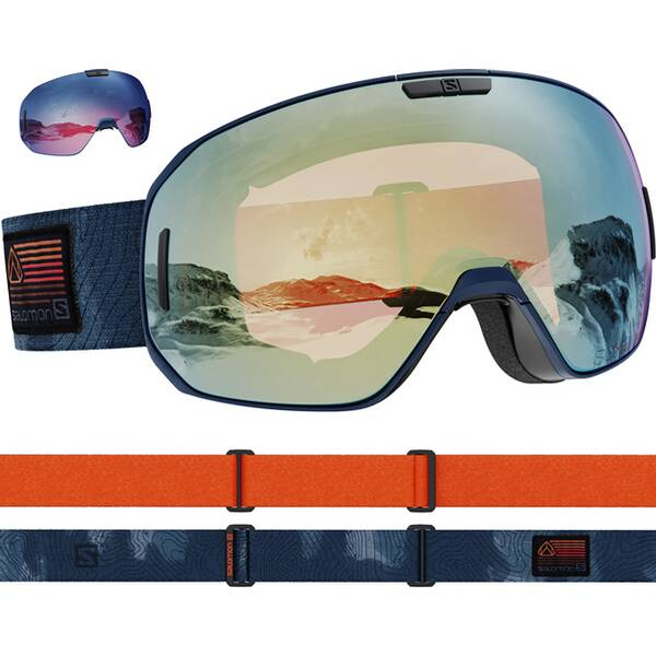 SALOMON  Skibrille S/MAX PHOTOCHROMIC SIGMA (and EXTRA LENS)