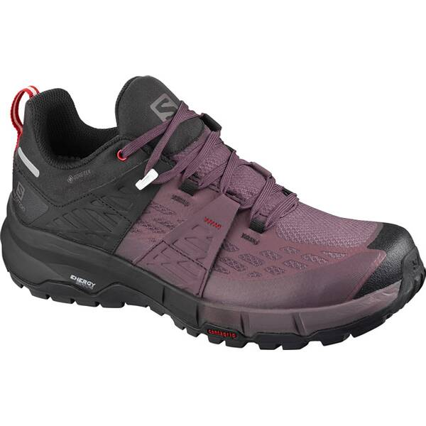 SALOMON Damen Outdoorschuhe (Low) ODYSSEY GTX W