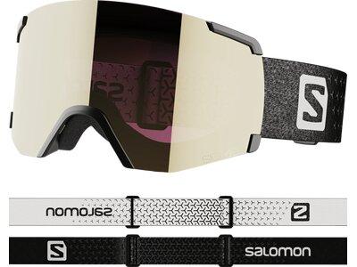 """SALOMON Skibrille """"S/View Sigma"""" Schwarz"""