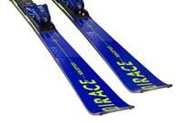 Vorschau: SALOMON Herren Racing Ski SKI SET X S/RACE RUSH SL + X12 TL GW