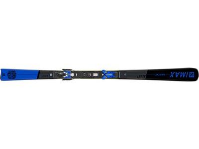 """SALOMON Skier """"S/Max Blast"""" inkl. Bindung """"X12 TL GW"""" Schwarz"""