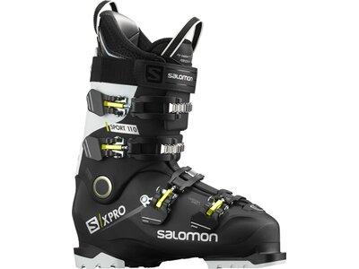 SALOMON Herren Skischuhe X PRO 110 Sport Schwarz