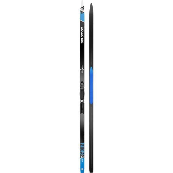 SALOMON  XC Nordicski Set AEROX eSKIN XS (and PROLINK ACCESS CLASSIC)