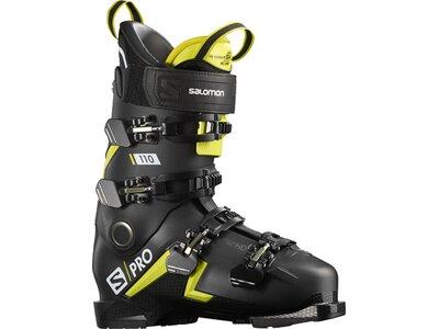 SALOMON Herren Skischuhe S/PRO 110 GW Schwarz