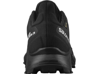 SALOMON Damen Trailrunningschuhe Supercross 3 Gore-Tex Schwarz