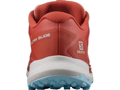 SALOMON Damen Trailrunningschuhe Ultra Glide Rot