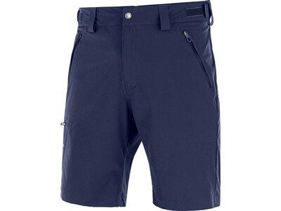 SALOMON Herren Shorts WAYFARER SHORT M Night Sky Blau