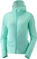 SALOMON Damen Kapuzensweat RIGHT NICE MID