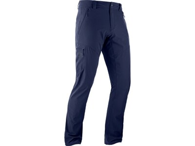SALOMON Herren Hose WAYFARER TAPERED PANT M Night Blau