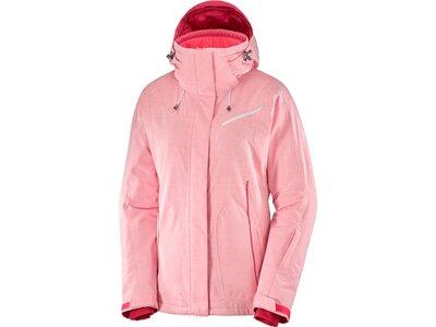 SALOMON Damen Skijacke FANTASY JKT W Pink