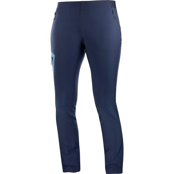 SALOMON Damen Outdoorhose WAYFARER ALPINE PANT W